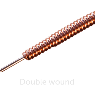Piano Bass String Double Wound